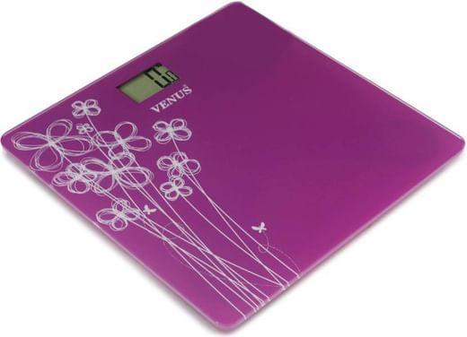 a455227c56 Venus Digital Glass Weighing Scale (Purple)