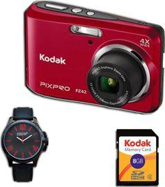 Kodak Pixpro Fz42 16mp Digital Camera