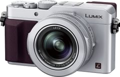 Panasonic Lumix DMC-LX100 Digital Camera with 24-75mm Lens