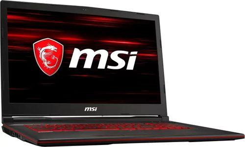 MSI GL73 Gaming Laptop (8th Gen Core i7/ 16GB/ 1TB/ 256GB SSD/ Win10 Home/ 6GB Graph)