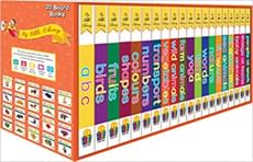 My Little Library (Set of 20 Books)