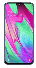Samsung Galaxy A40 vs Samsung Galaxy M30 (6GB RAM + 128GB)