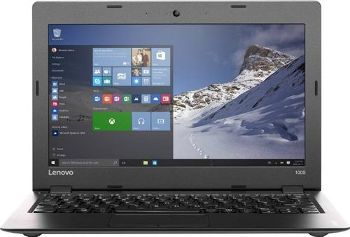 Lenovo Ideapad 100S-11IBY (80R2009FIH) Laptop (Atom Quad Core/ 2GB/ 32GB/ Win10)