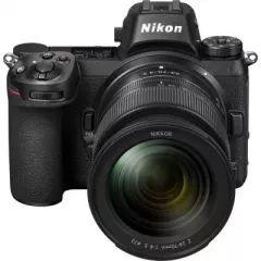 Nikon Z6 Mirrorless Camera (Z 24-70 mm f/4 S Kit Lens)