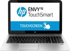 HP Envy Touchsmart 15-j109TX Laptop (4th Gen Ci7/ 8GB/ 1TB 8GB NAND/ Win8.1/ 2GB Graph/ Touch)