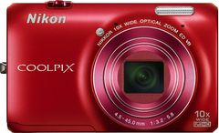 Nikon Coolpix S6300 Point & Shoot