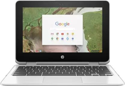 HP Chromebook 11-ae040nr (2MW53UA) Laptop (Intel Celeron/ 4GB/ 32GB EMMC/ ChromeOS)