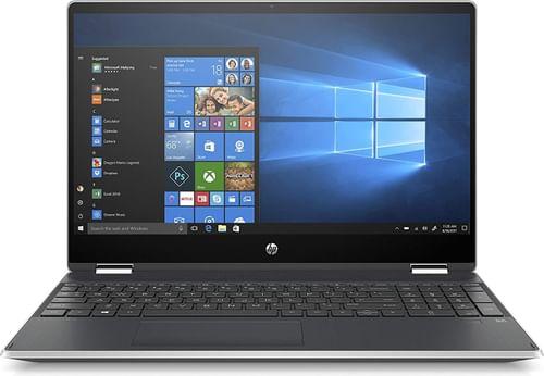 HP Pavilion x360 15-dq0010nr Laptop (8th Gen Core i5/ 8GB/ 1TB 128GB SSD/ Win10)