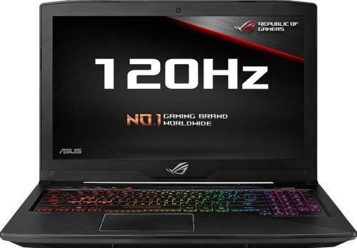 Asus ROG Strix GL503GE-EN041T Laptop (8th Gen Ci7/ 8GB/ 1TB/ Win10/ 4GB Graph)