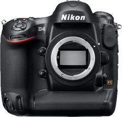 Nikon D4 16.2MP Digital SLR Camera (Body Only)
