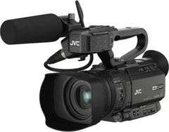 JVC GY 4K Compact Professional  Camcorder