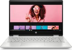 HP Pavilion x360 14-dh1181tu Laptop (10th Gen Core i3/ 8GB/ 256GB SSD/ Win10)