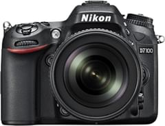 Nikon D7100 24.1MP Digital SLR Camera (AF-S 18-140mm VR Lens)