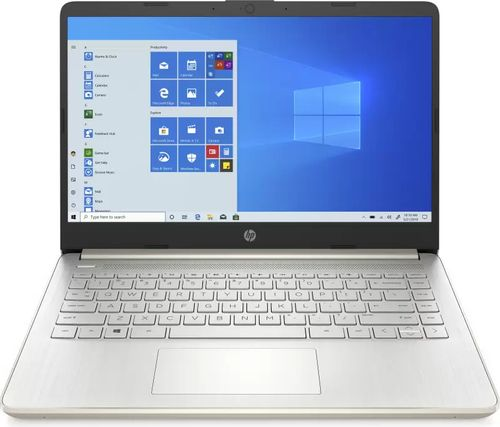 HP 14s-DR2005TU Laptop (11th Gen Core i3/ 8GB/ 512GB SSD/ Win10 Home)