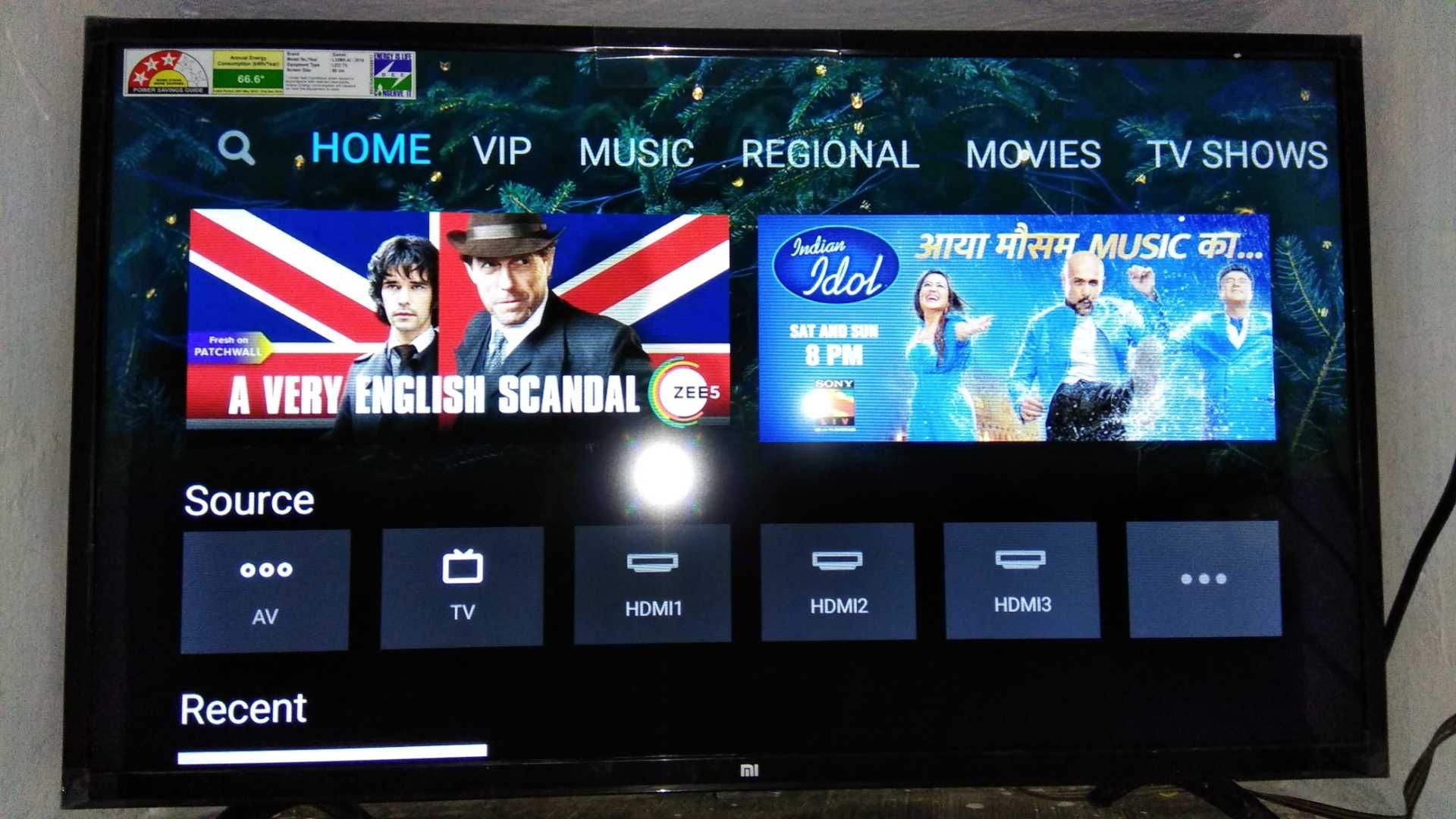 Xiaomi Mi LED Smart TV 4A 32-inch Best Price in India 2019, Specs