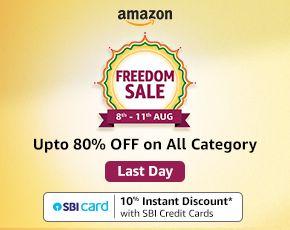 Amazon freedom
