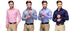 Peter England & John Players Men's Shirts From Rs. 299