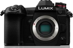 Panasonic Lumix DC-G9 Mirrorless Camera