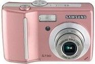 Samsung Digimax S730 7.2MP Digital Camera