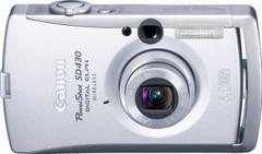 Canon Powershot SD430 5MP Digital Camera
