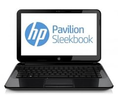 HP Sleekbook 14 Laptop (2nd Gen Ci3/ 4GB/ 500GB/ Win8)