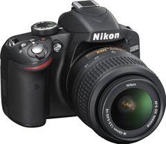 Nikon D3200 DSLR Camera (AF-S 18-55mm VRII Lens)