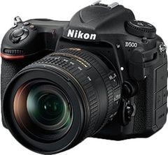 Nikon D500 24.3MP 35mm Lens DSLR Camera
