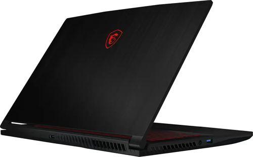 MSI GF63 Thin 9SCXR-862IN Gaming Laptop (9th Gen Core i5/ 8GB/ 1TB HDD/ Win10 Home/ 4GB Graph)