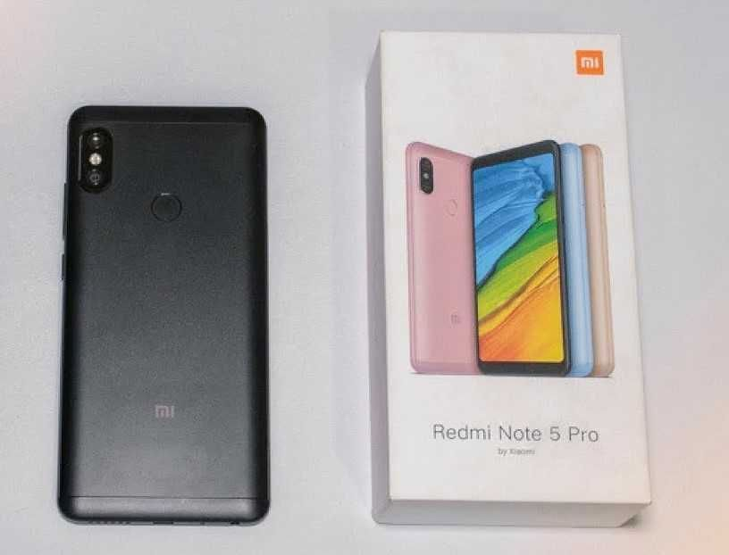 Xiaomi Redmi Note 5 Pro Best Price in India 2019, Specs