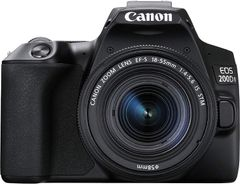 Canon EOS 200D II Dslr Camera (EF-S 18-55mm f4-5.6 IS STM)
