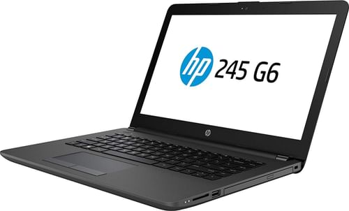 HP 245 G6 (5LR52PA) Laptop (AMD Dual Core A9/ 4GB/ 1TB/ FreeDos)