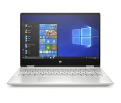 HP Pavilion TouchSmart 14 x360 14-dh0101tu (6ZF27PA) Laptop (8th Gen Core i3/ 4GB/ 256GB SSD/ Win10)