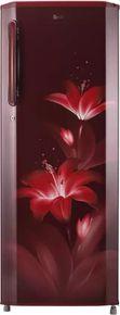 LG GL-B281BRGX 270L 4 Star Single Door Refrigerator