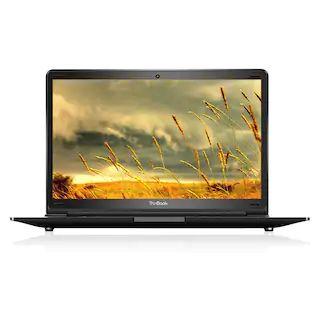 RDP ThinBook 1310-ECH Laptop (Atom Quad Core X5/ 4GB/ 500GB/ Win10)