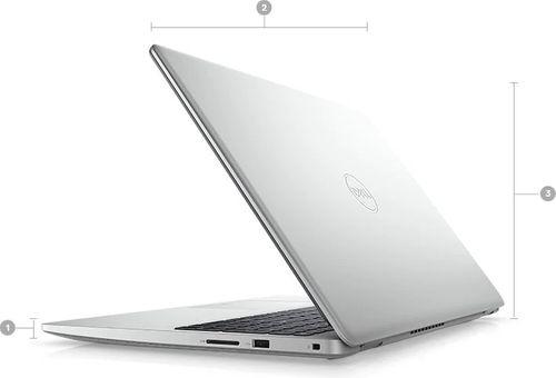 Dell Inspiron 15 5593 Laptop (10th Gen Core i7/ 8GB/ 1TB 512GB SSD/ Win10/ 4GB Graph)