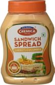 Cremica Sandwitch Spread, Carrot and Cucumber, 275g