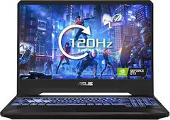 Asus TUF FX505GT-AL007T Gaming Laptop (9th Gen Core i7/ 16GB/ 512GB SSD/ Win10/ 4GB Graph)