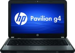 HP G4-1303AU Notebook (APU Dual Core A4/ 2GB/ 500GB/ Win7 HB)