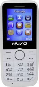 Nuvo NF18-BW