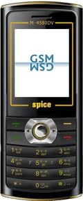 Spice M-4580 DV