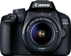Canon EOS 3000D DSLR Camera (EF-S 18-55mm kit lens)
