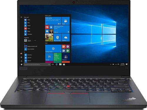 Lenovo ThinkPad E14 Business 20RAS1M600 Laptop (10th Gen Core i7/ 16GB/ 512GB SSD/ Win10 Home/ 2GB Graph)