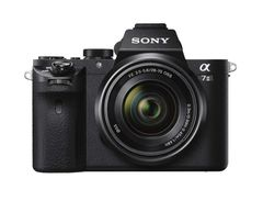 SONY Alpha A7M2K 24.3 MP Digital SLR CAMERA (28-70MM Lens)