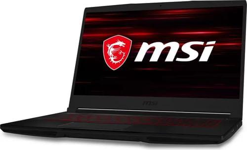 MSI GF63 Thin 10SCXR-1616IN Gaming Laptop (10th Gen Core i5/ 8GB/ 1TB 256GB SSD/ Win10 Home/ 4GB Graph)