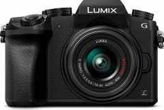Panasonic LUMIX DMC-G7K DSLM Mirrorless Camera with 14-42mm Lens