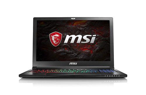MSI GS63 7RD-240IN Gaming Laptop (7th Gen Ci7/ 8GB/ 1TB/ Win10/ 2GB Graph)