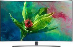 Samsung 55Q8CN 55 inch Ultra HD 4K Curved Smart QLED TV