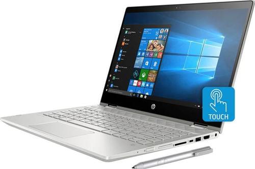 HP Pavilion x360 14-cd0050TX Laptop (8th Gen Ci3/ 4GB/ 1TB 8GB SSD/ Win10 Home/ 2GB Graph)