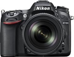 Nikon D7100 DSLR (With AF-S 16-85mm VR Kit Lens)