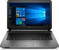 HP ProBook 445 Laptop (AMD A10/ 4GB/ 500GB/ Win10 Pro/ 1GB Graph)